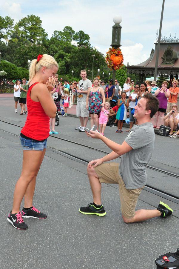 A Disney Engagement!!! Así quierooooo