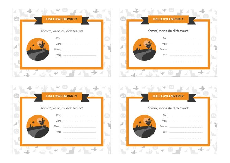 Printable PDF Halloween Charades Party Game Idea By Sweetmellyjane |  Halloween Stuffs | Pinterest