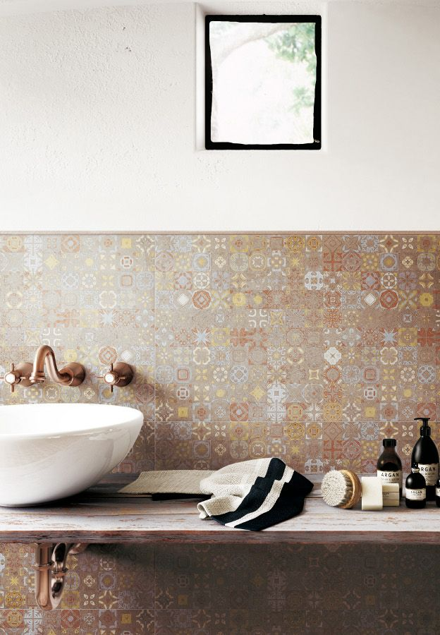 Tiles For Wall Decoration 35 Best Cementine Images On Pinterest  Room Tiles Tiles And Bathroom