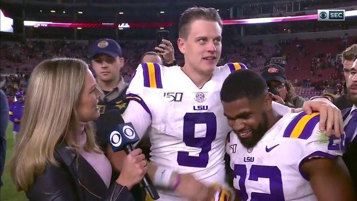 "CBS Sports on Twitter """"It's been a bumpy road, it's been"