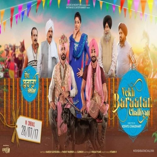Sukh (Vekh Baraatan Challiyan) Is The Single Track By Singer Amrinder Gill.Lyrics Of This Song Has Been Penned By Vinder Nathumajra & Music Of This Song Has Been Given By Jatinder Shah.