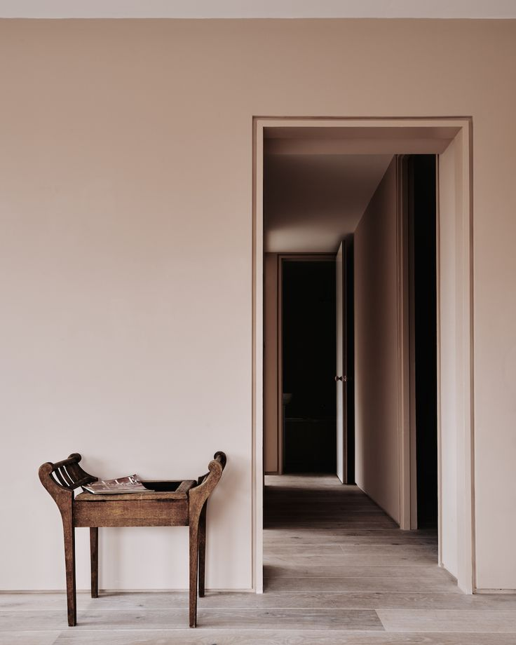 New Cross Lofts by Chan + Eayrs | Remodelista. Setting plaster by Farrow and Ball.