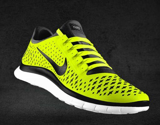 Nike Free Run Id Running Shoe