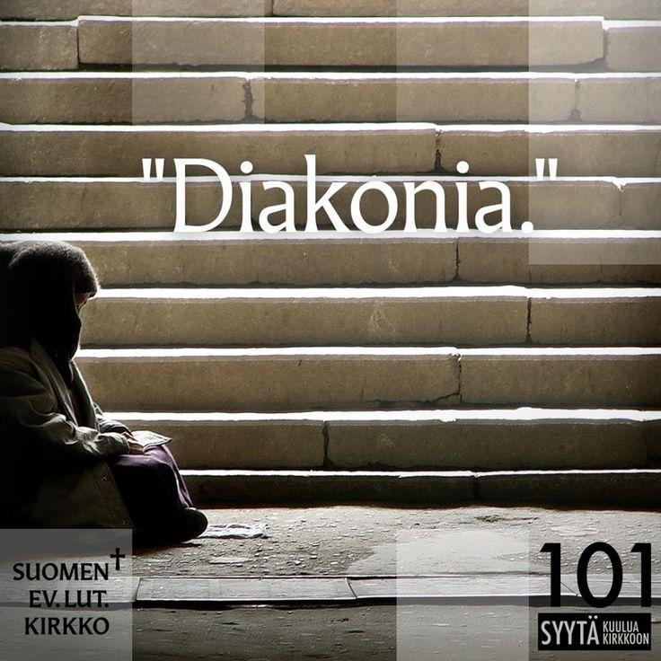 """75. """"Diakonia."""""""