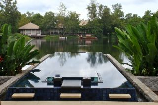 Luxury at its best. DoublePool Villas by Banyan Tree, Thailand  www.islandescapes.com.au