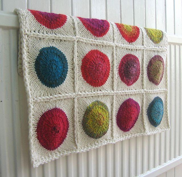 POP blanket pattern by tincanknits