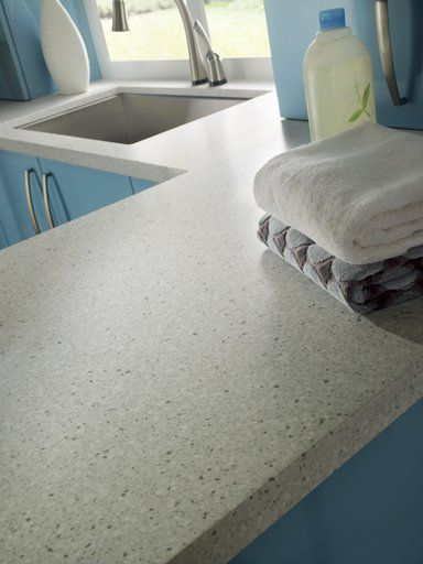 Eat At Kitchen Islands Corian® Silver Birch Countertop | Corian® Solid Surface