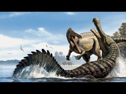 Гигантский доисторический крокодил (документальный фильм)