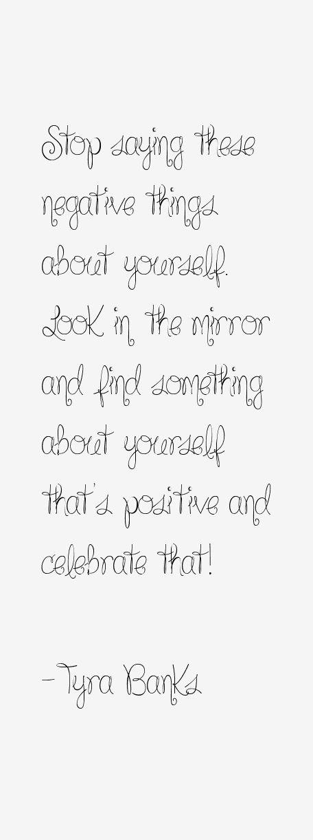 Tyra Banks Quotes & Sayings