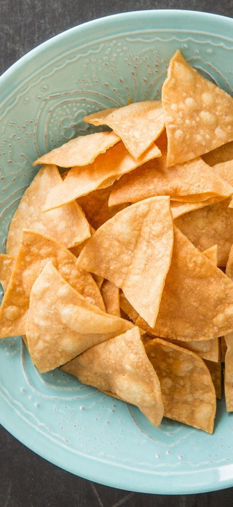Homemade Tortilla Chips. Even the best store-bought tortilla chips can't compare with the fresh corn flavor and ultracrispy texture of homemade.