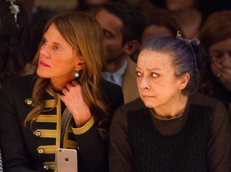 People at the show | Missoni