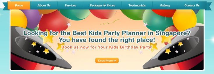 E MAGICAL MOMENT - A Kids party planner in Singapore providing different type of services from magic show, balloon sculpting, kids magician, face painting and many more. Find out our party entertainment for your kids birthday party today!