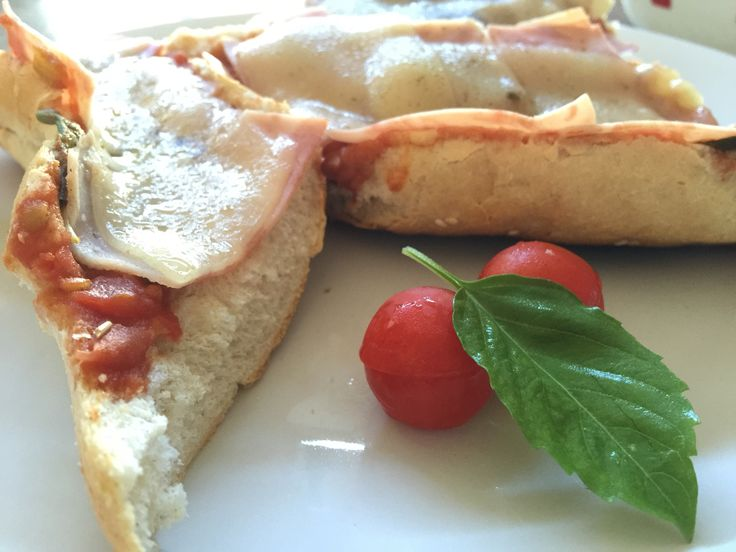 Pizzetas caseras