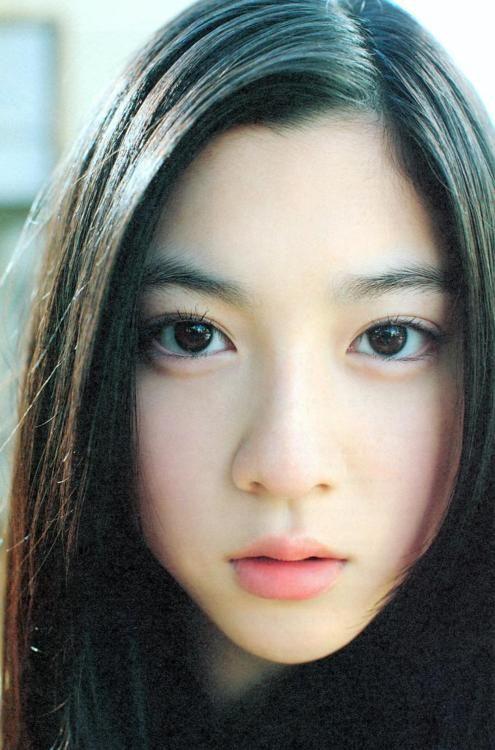 Ayaka Miyoshi Miyoshi Ayaka 三吉彩花 Japanese Actress