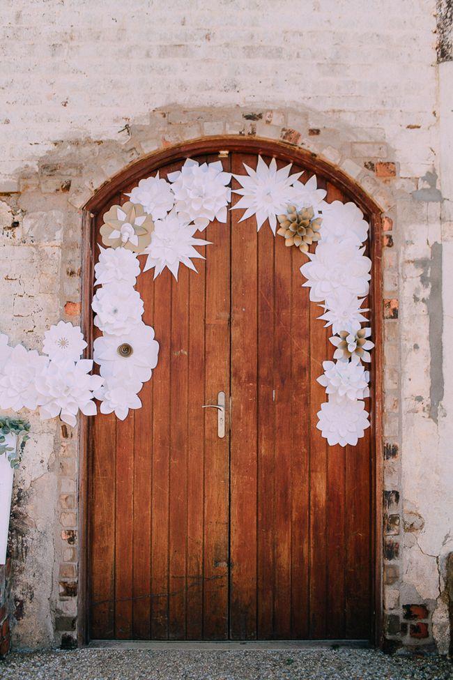 Elegant Al Fresco Wedding by Michelle Du Toit | SouthBound Bride | http://www.southboundbride.com/elegant-al-fresco-wedding-at-the-dairyshed-by-michelle-du-toit