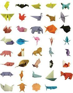 : Origami instructions