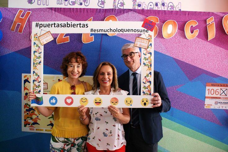 JORNADA DE PUERTAS ABIERTAS DE LA FUNDACIÓN SECRETARIADO GITANO  Ayuntamiento de Albacete Cultura Fundación Secretariado Gitano en Albacete Sociedad