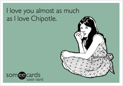Best 25 chipotle funny ideas on pinterest avengers - Chipotle mexican grill ticker symbol ...