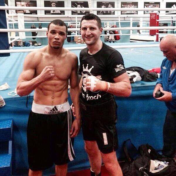 Chris Eubank Jnr on sparring Carl Froch one-handed 👉🏻LINK IN BIO🔝 http://www.boxingnewsonline.net/chris-eubank-jr-on-sparring-carl-froch-with-one-hand/ #boxing #boxing #BoxingNews