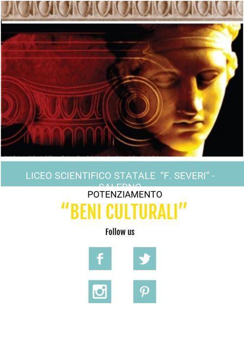 FlipSnack | Potenziamento dei Beni Culturali by Marina Gabriella Santoro