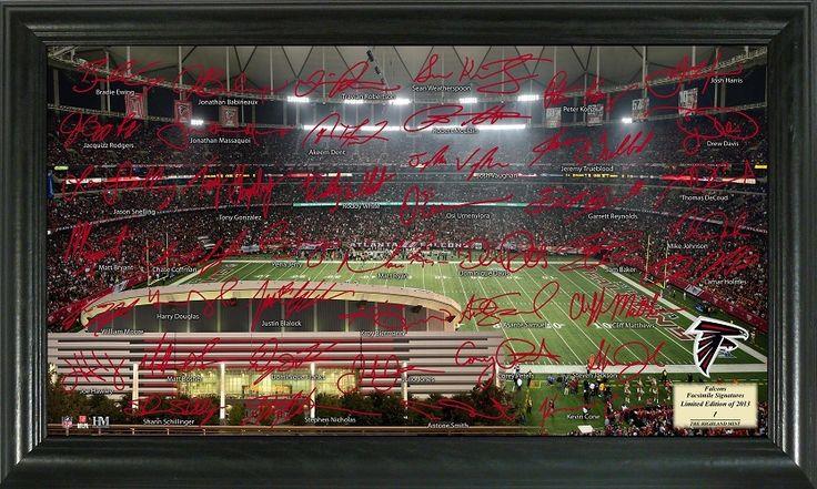 AAA Sports Memorabilia LLC - Atlanta Falcons Signature Gridiron Collection, #falcons, #atlantafalcons #nfl #nflcollectibles #sportsmemorabilia #sportscollectibles  $49.99 (http://www.aaasportsmemorabilia.com/nfl/atlanta-falcons-signature-gridiron-collection/)