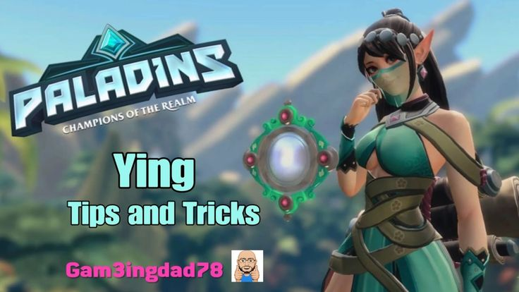PALADINS PS4 BETA: YING TIPS AND TRICKS