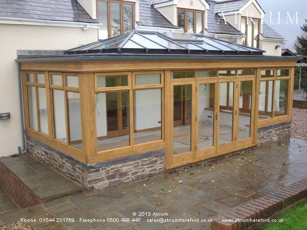 image result for oak framed orangeries field house pinterest house
