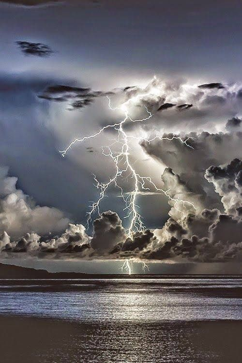 soms slaat het in als een donderslag