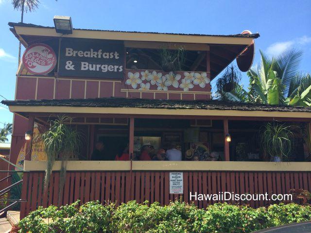 New Kauai Restaurant Review! Kalapaki Beach Hut #Kauai