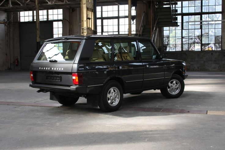 1994 land rover range rover 4 2 vogue lse classic. Black Bedroom Furniture Sets. Home Design Ideas