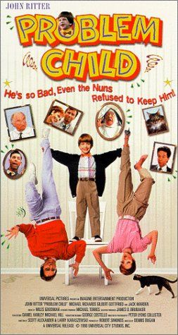 Problem Child VHS (1/31/91)