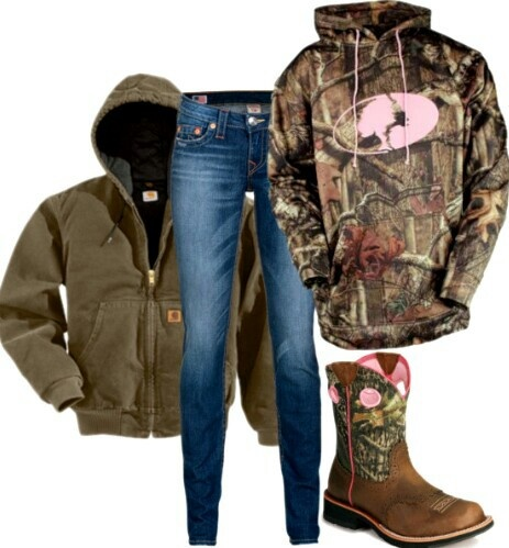 Love Mossy Oak. Can't wait til it gets cold enough to wear this stuff