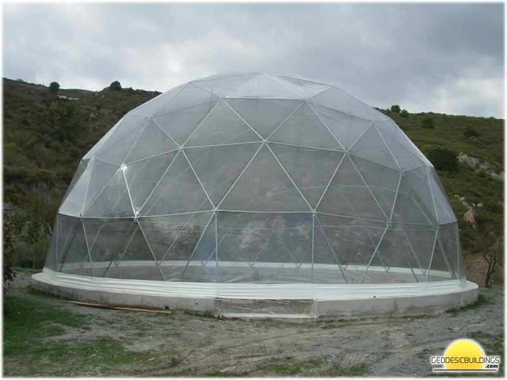 Geo Dome PVC Cover & 41 best Domes images on Pinterest | Geodesic dome Dome house and ...