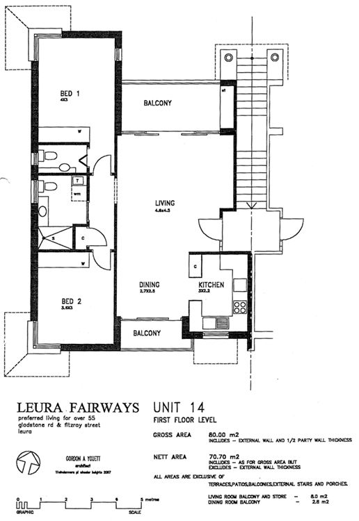 Apartment unit plans this is a typical layout for our for Two unit apartment plans