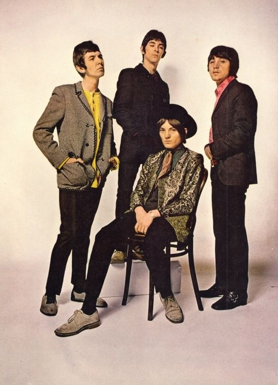 A #RodJackson influence! The Small Faces