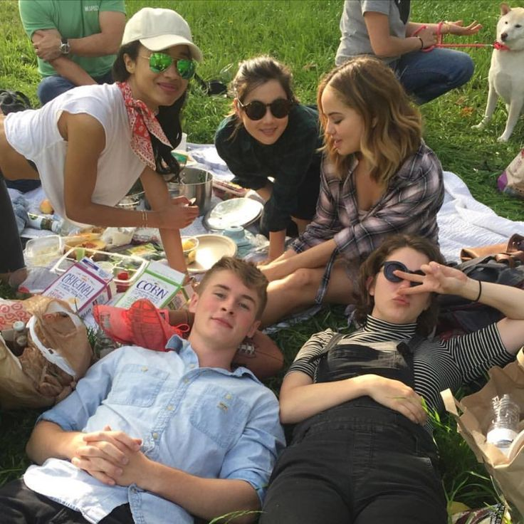 one of my favorite things was Insatiable family picnics / tag urself I'm the p…