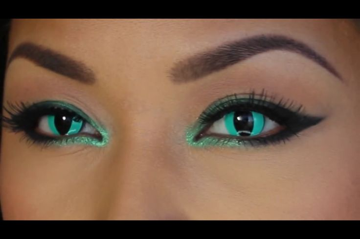 Beauty may be in the eye of the beholder, but these ...   Pretty Eye Contacts
