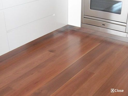 Turpentine timber flooring