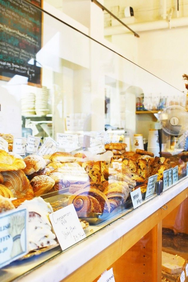 Bakeries in Napa Valley