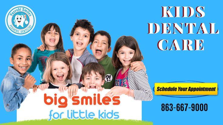 Our Shirin Yasrebi, DDS provide effective kids dental