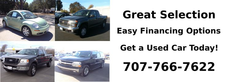 Used Car Dealerships In Marin County
