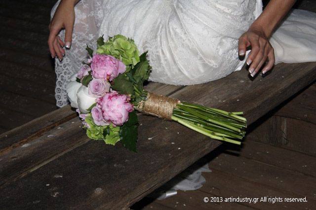 #vintage #wedding #flowers #bouquet