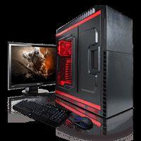Mega Special II Intel® Core™ i5-4670K Processor 8GB DDR3/1600MHz RAM MSI Z87-G41 Motherboard 2TB SATA3 7200 RPM HD None - FORMAT HARD DRIVE ONLY