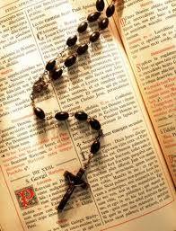 Scriptural Rosary: SCRIPTURAL ROSARY