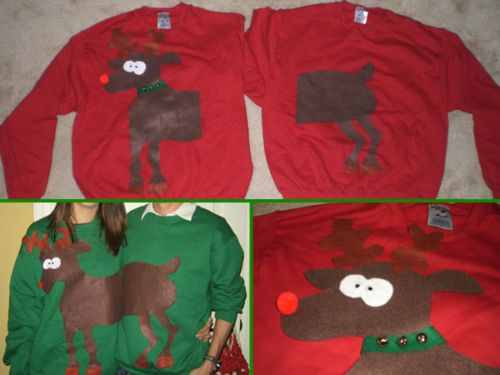 @Jessika Vance Morgan, we are doing this next year for ugly sweater!!!!
