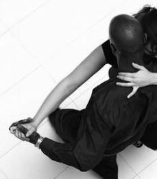 Kizomba....dance of two hearts...