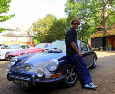 Jay Kay - Porsche