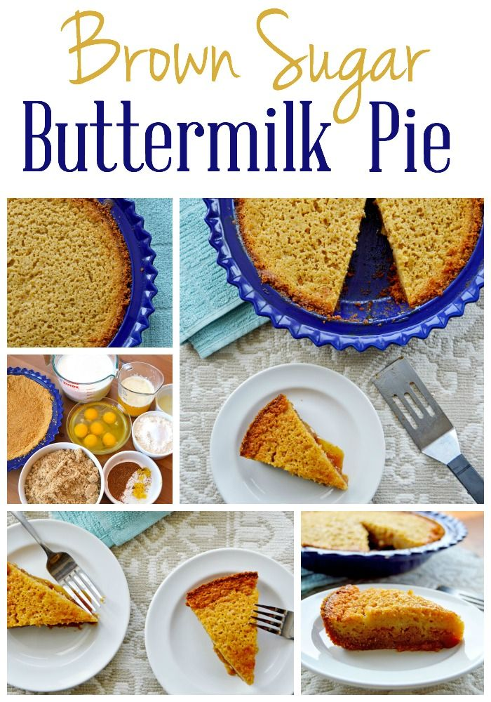... Pies & Tarts on Pinterest | Easy Key Lime Pie, Pies and Buttermilk Pie