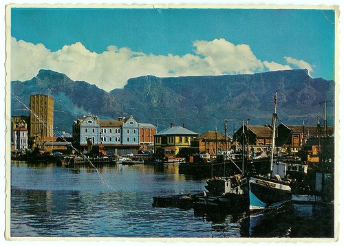 Alfred Docks, 1967 by mallix, via Flickr