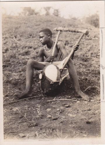 Kenya Kavirondo Music Instrument